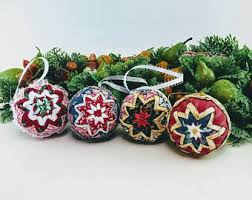 German Christmas Decorations Nz by Christmas Balls Etsy