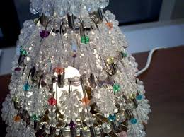 7 inch light up safety pin tree easy to do