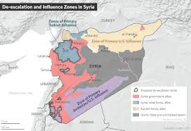 Syria Fighting Map by U S Led Coalition Shoots Down Syrian Warplane Zero Hedge