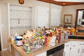 How To Arrange Kitchen How To Organize Kitchen Cabinets Domino