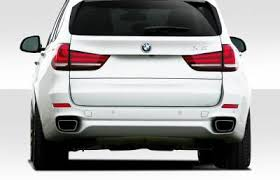 bmw x5 aftermarket accessories shop for bmw x5 rear bumper on bodykits com