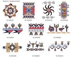 southwestern designs southwest stock designs embroidered clothes and hats with hex