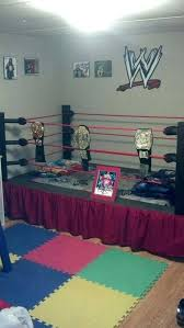 sports themed bedrooms wrestling themed bedroom ideas the best wrestling ring bed ideas