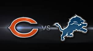 bears huddle staff picks bears vs lions