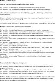 Cover Letter For Educational Leadership Formal Research Essay Writing Resume Sle Entry Level