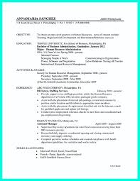 Resume Sample Business Administration by Construction Worker Resume Example To Get You Noticed