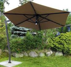 Large Cantilever Patio Umbrella Offset Cantilever Patio Umbrellas Patioliving