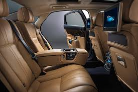 Evoque Interior Photos Jaguar Xj Range Rover Evoque Mildly Updated