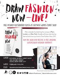 draw fashion now home facebook