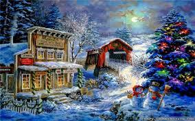 winter christmas wallpapers 2 crazy frankenstein