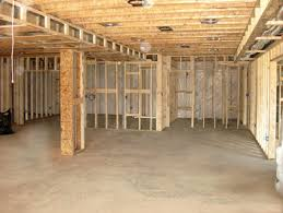what are the main things to consider when calculating basement