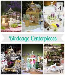 Decorative Bird Cages For Centerpieces by 8 Best Bird Cage Floral Images On Pinterest Events Flower