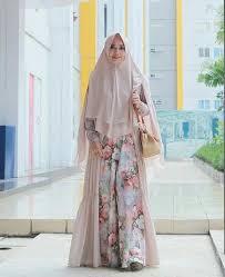 gaun muslim 41 model busana muslim wanita terbaru 2018 model baju muslim