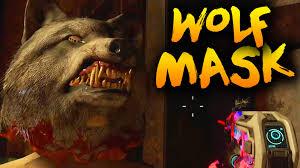 Wolf Mask Revelations