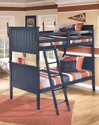 Bunk Bed With Futon Couch Ashley Futon Roselawnlutheran