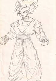 son goku by angelwings22 on deviantart
