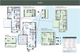 simmons homes floor plans house and land package cleo osaka facade by simonds homes in sa
