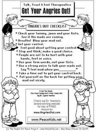 free anger and feelings worksheets for kids anger control anger