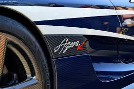 koenigsegg mansory car koenigsegg agera r badge and the blue carbon fiber weaving