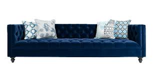 chesterfield sofa with chaise navy blue navy chesterfield sofa navy blue sectional