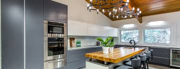 kitchen furniture vancouver are sleek handleless kitchen cabinets for you alair homes east