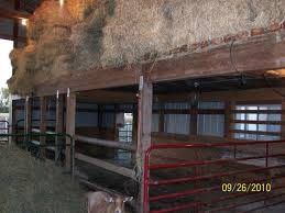 How To Build A Pole Barn Building by Building A Loft In My Pole Barn Yesterday U0027s Tractors