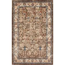 Light Brown Area Rugs Anji Mountain Villager Natural Light Brown 5 Ft X 8 Ft Area Rug