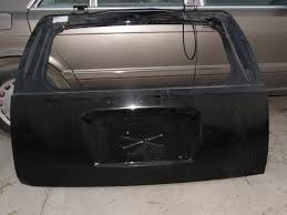 cadillac escalade auto parts used 2007 cadillac escalade esv rear decklid tailgate w o pr