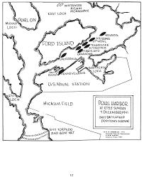 Pearl Harbor Map R B Thieme Jr Bible Ministries U2014 Individual Illustrations