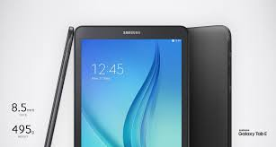 galaxy tab e 9 6 3g samsung business south africa