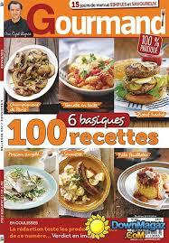 gourmand magazine cuisine gourmand 9 janvier 2014 no 284 pdf magazines