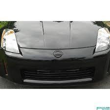Nissan 350z All Black - nissan 350z front bumper cover 2003 2005 62022 cd025