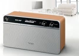 radio küche sony überrascht mit retro dab küchenradio xdr s16dbp engadget
