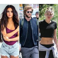 Miley Table L Selena Gomez Liam Hemsworth Why Their Hook Up Is Devastating