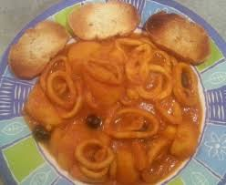 cuisiner la seiche fraiche rouille de seiche de ma grand mère sétoise recette de rouille de