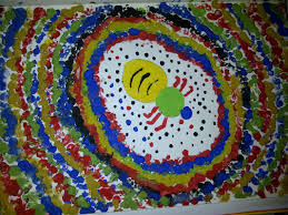 aboriginal art and patterning art for kids