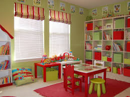 Ikea Kids Room Storage by Ideas Green Wall With Small Ikea Children Table On The Red
