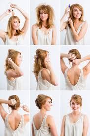 Frisuren Zum Selber Machen Mit Anleitung Und Bild Mittellange Haare by Abiball Frisuren Selber Machen Andie