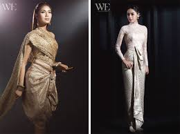 thai wedding dress a showcase of asia s most beautiful wedding dresses the wedding
