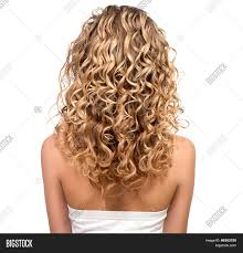 Long Blonde Wavy Hair Extensions by Beauty With Blonde Curly Hair Healthy And Long Blond Wavy