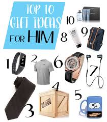 gift for him top 10 gift ideas for him the lifestyle rack