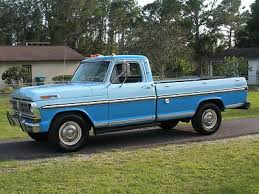 1972 ford f250 cer special purchase 1972 ford f250 ranger camper special 360 engine low