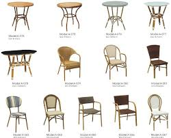 Modern Bistro Chairs Modern Concept Bamboo Rattan Chairs With Sell Wicker Chair