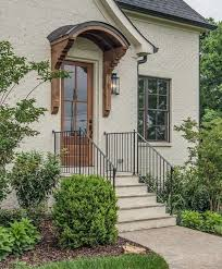 Home Exterior Design 2015 314 Best Painted Brick Homes Images On Pinterest Painted Bricks