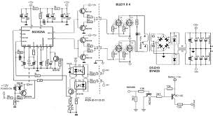 1kw rms mosfet amplifier shematic electrical diagram