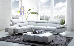 Contemporary White Leather Sectional Sofa by Fresh Contemporary Sectional Sofas Fresh Sofa Furnitures Sofa