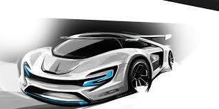 mclaren drawing artstation mclaren concept sketch akash mitra