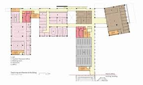 medical office floor plan gallery of phase ii building complex mackay medical college