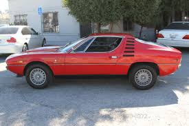 alfa romeo montreal for sale 1971 alfa romeo montreal beverly hills car club