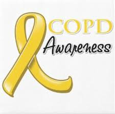 copd ribbon copd awareness month awareness spot